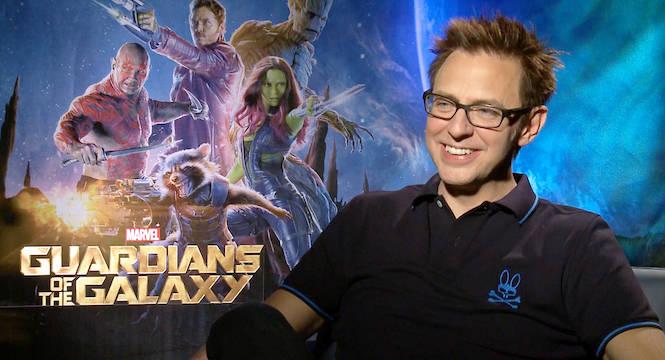 Κίνηση-βόμβα από τη Disney: Προσέλαβε ξανά τον James Gunn για το Guardians of the Galaxy - Roxx.gr