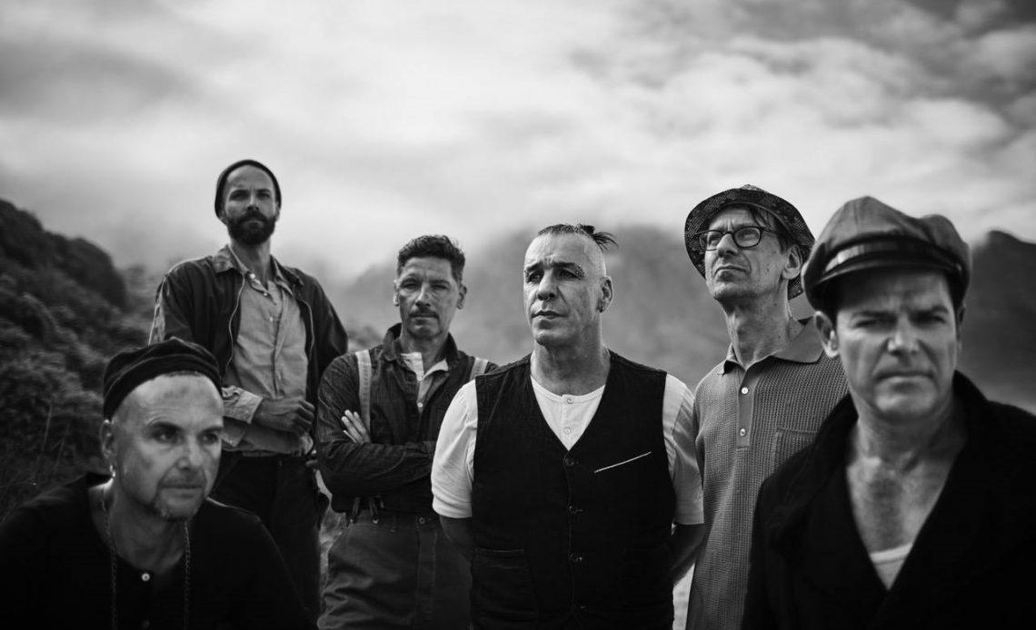 Ξανά στο στούντιο οι Rammstein! - Roxx.gr