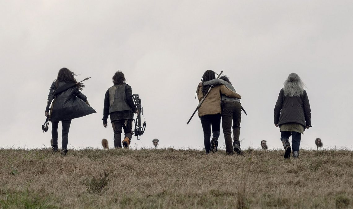 To φινάλε-σοκ στο Walking Dead και ο θάνατος δέκα χαρακτήρων! - Roxx.gr