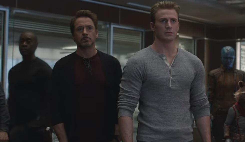 Ο Iron Man συναντά ξανά τον Captain America στο τελικό trailer του Endgame! - Roxx.gr