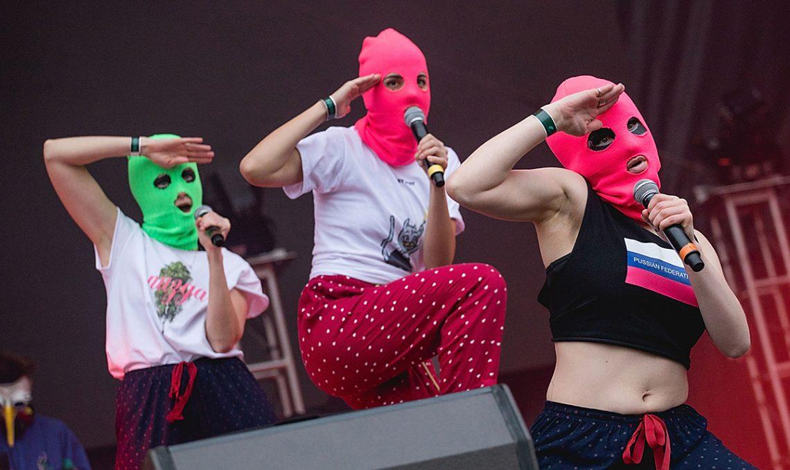 Οι Pussy Riot έρχονται στην Ελλάδα για τοStreet Mode Festival 2019! - Roxx.gr