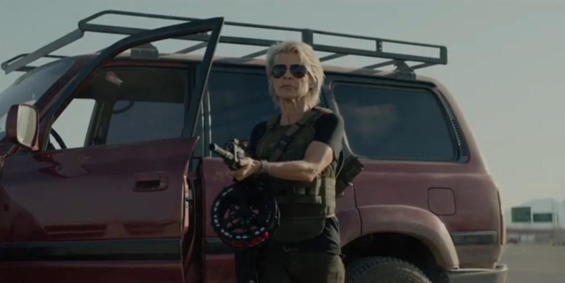 Αυτό ειναι το πρώτο trailer για τη νέα ταινία του Terminator! - Roxx.gr