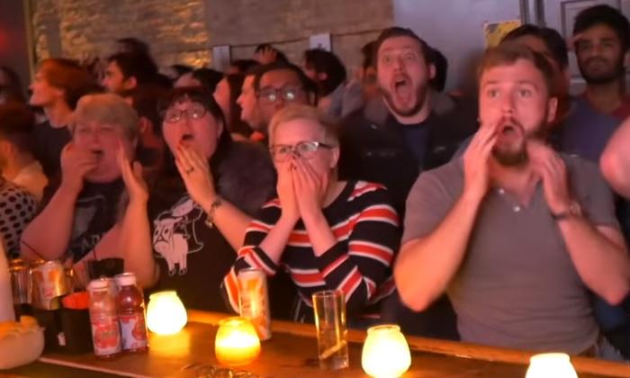Έκπληξη, φωνές και απογοήτευση μέσα στο μπαρ στη μεγάλη σκηνή του Game of Thrones - Roxx.gr