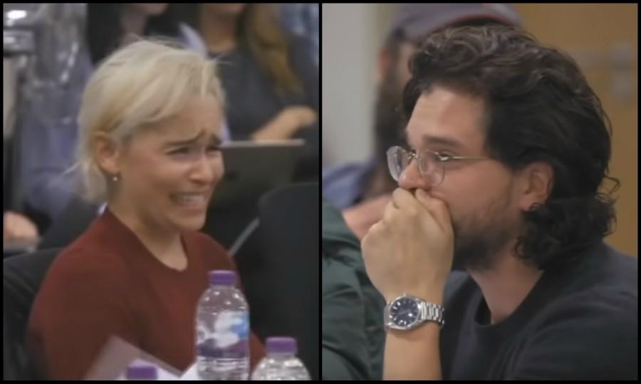 Έτσι αντέδρασε ο Τζον Σνόου όταν διάβασε για πρώτη φορά το σενάριο του φινάλε Game of Thrones - Roxx.gr