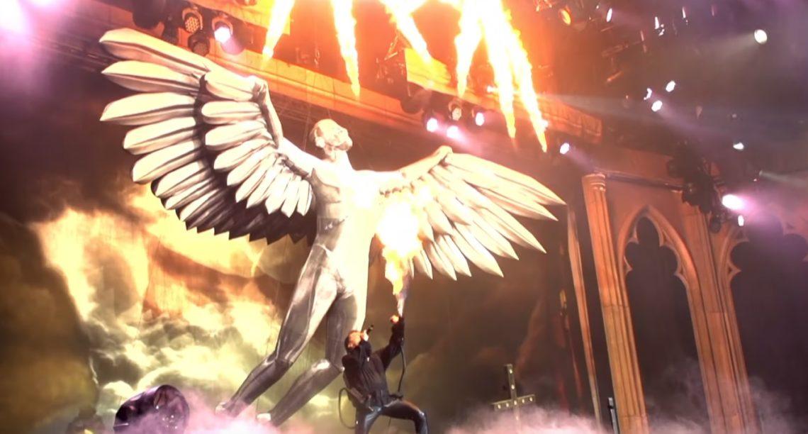 Ζήστε ξανά το έπος του Flight of Icarus όπως το είδαμε στην Ελλάδα το 2018 από τους Iron Maiden - Roxx.gr