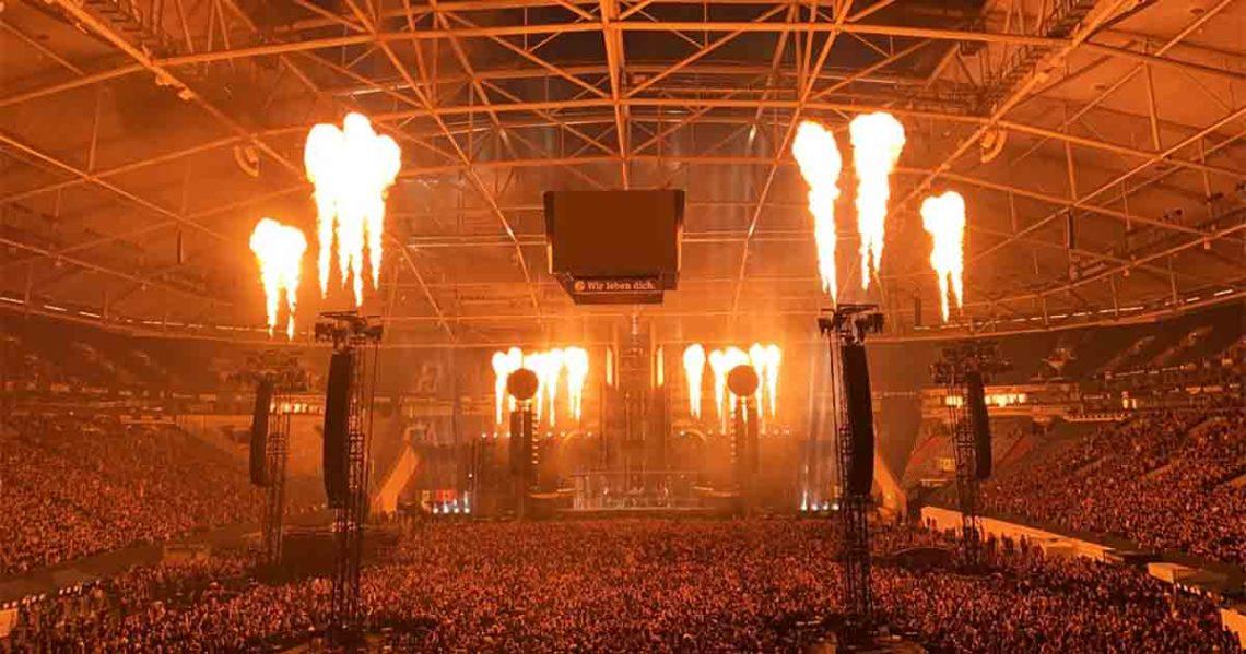 Η τρομερή live εκτέλεση του καλύτερου νέου τραγουδιού των Rammstein - Roxx.gr