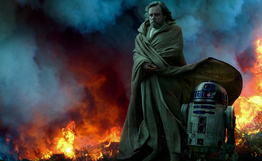 Ο Luke επιστρέφει στις πρώτες φωτογραφίες του Rise of Skywalker - Roxx.gr
