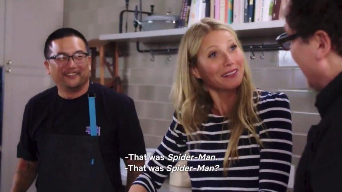 Η Γκουίνεθ Πάλτροου δεν είχε ιδέα ότι έπαιξε στην ταινία του Spider-Man - Roxx.gr