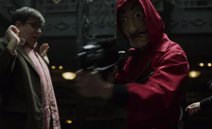 Έσκασε: Το πρώτο trailer για την 3η σεζόν του Casa De Papel είναι εδώ - Roxx.gr