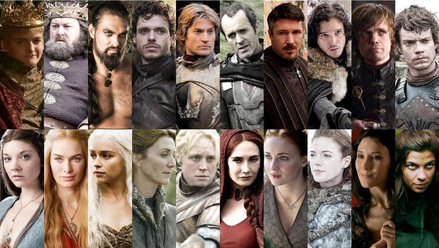 Αποκλείεται να θυμάστε ποιοι σκότωσαν αυτούς τους 25 χαρακτήρες στο Game of Thrones - Roxx.gr