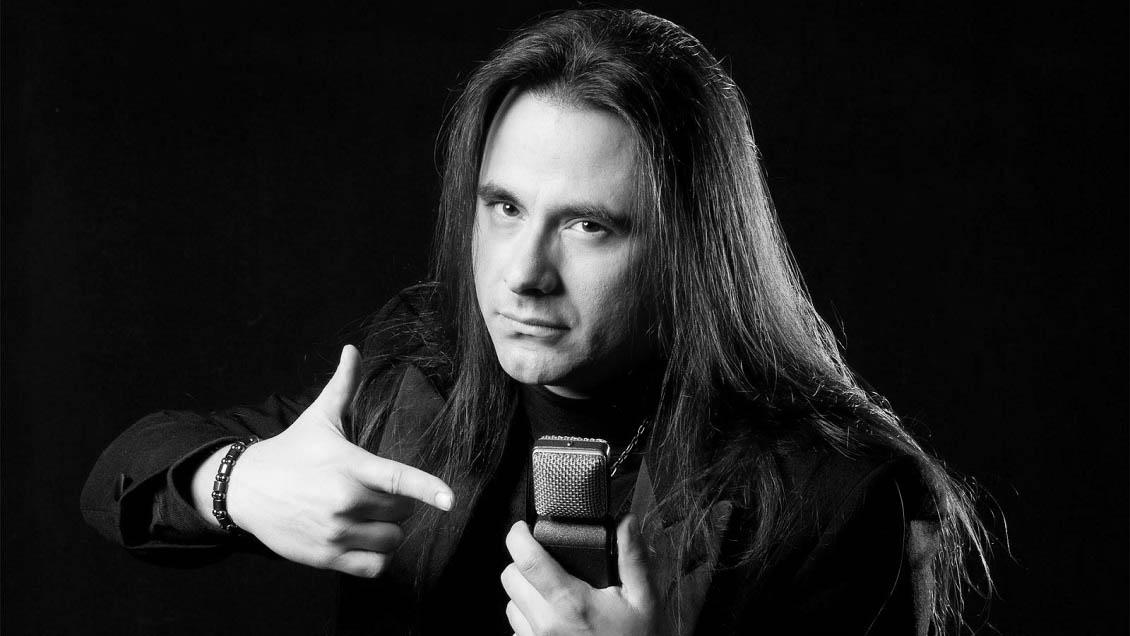 Νεκρός στα 47 του ο τραγουδιστής Andre Matos (Angra) - Roxx.gr
