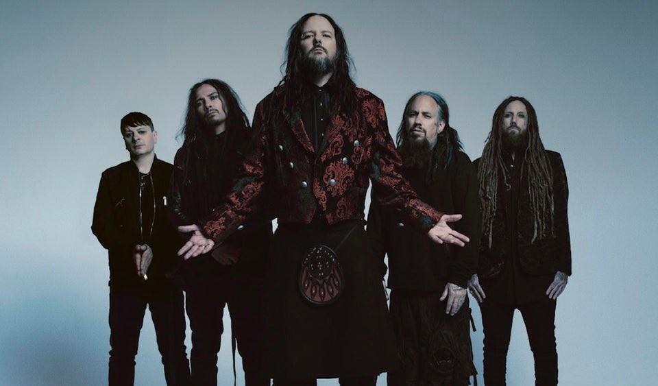 Στο Top 10 της Αμερικής για 12η συνεχόμενη φορά οι Korn με το νέο άλμπουμ τους - Roxx.gr