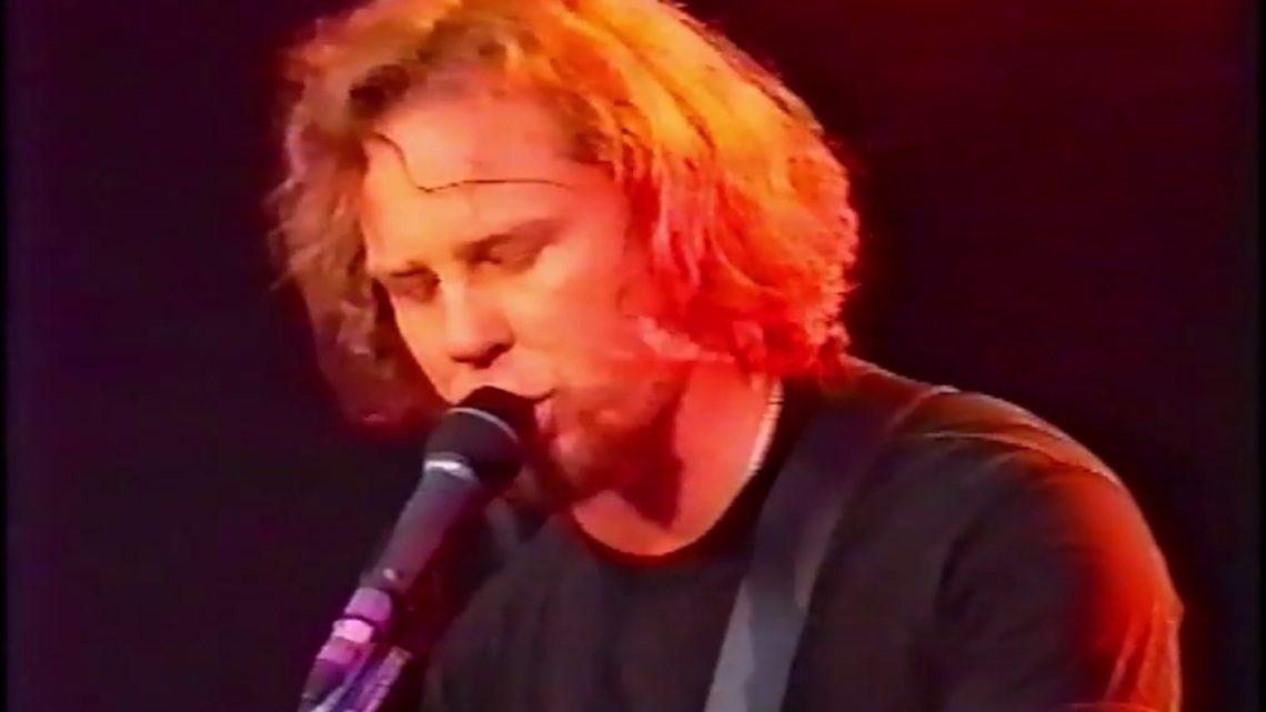 20 χρόνια από τη δεύτερη εμφάνιση των Metallica στην Ελλάδα! - Roxx.gr