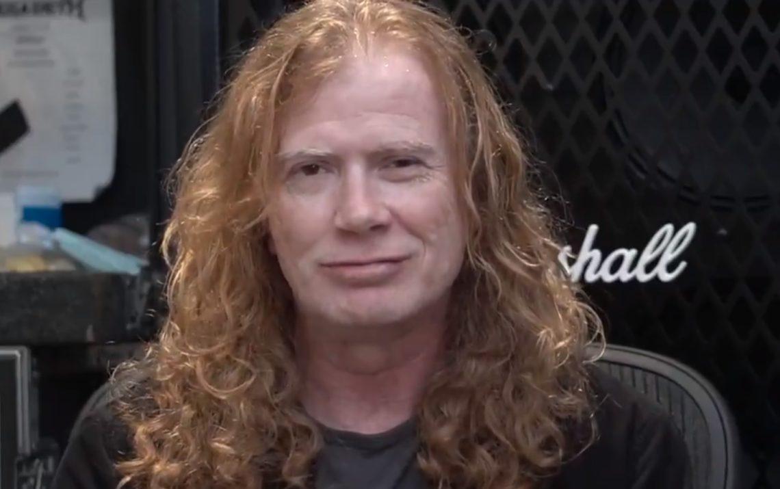 Βαρβάτο riff από το νέο άλμπουμ των Megadeth παρουσίασε ο Dave Mustaine - Roxx.gr