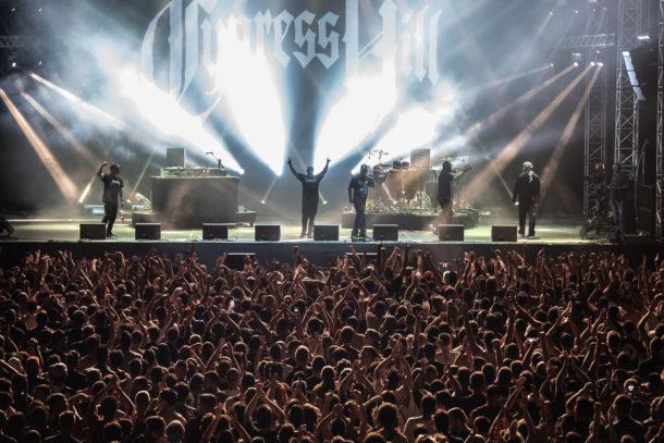Εικόνες και βίντεο από το ξέφρενο πάρτι των Cypress Hill στο Release Athens - Roxx.gr