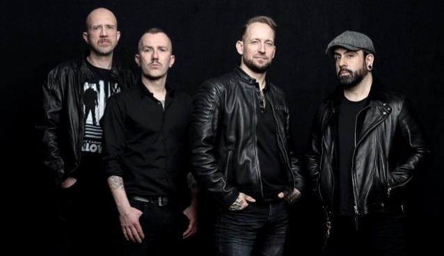 Οι Volbeat διασκευάζουν Metallica: Ακούστε το Don't Tread On Me - Roxx.gr