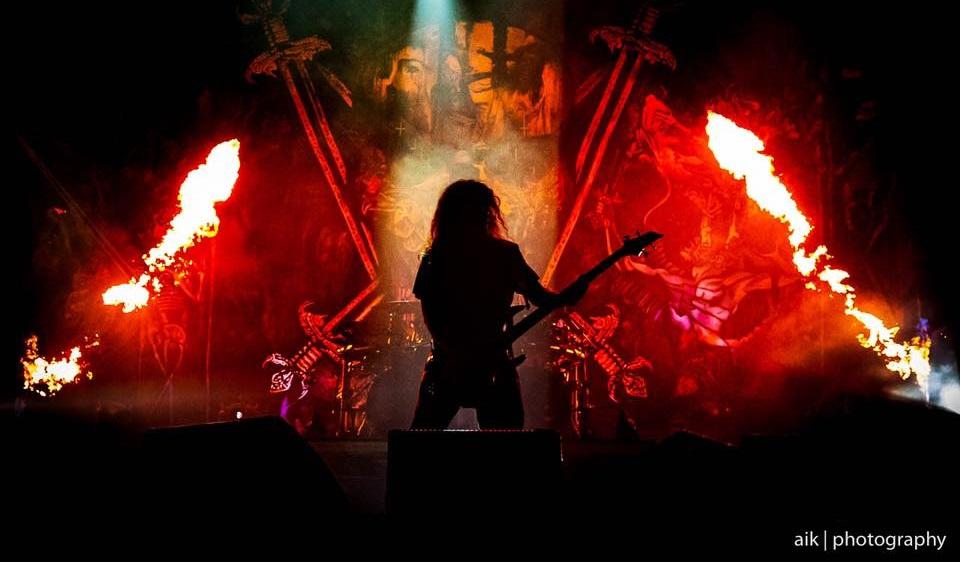 Ένα αντίο όπως ακριβώς το είχαμε ονειρευτεί: Ο θρίαμβος των Slayer στο AthensRocks - Roxx.gr