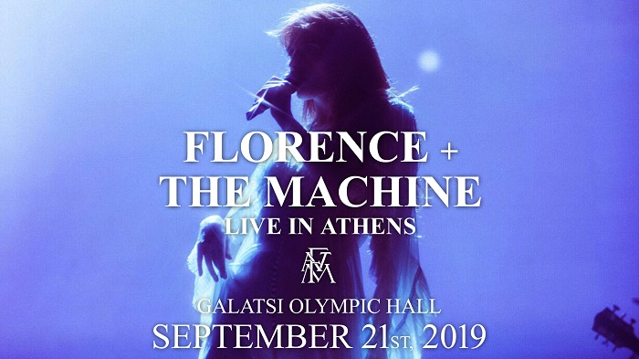 Όλες οι λεπτομέρειες για τα εισιτήρια της 3ης και ΤΕΛΕΥΤΑΙΑΣ εμφάνισης των Florence & the Machine στην Ελλάδα - Roxx.gr