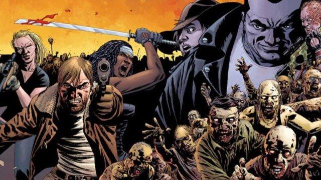 Έτσι τελειώνει το κόμικ του Walking Dead - Roxx.gr