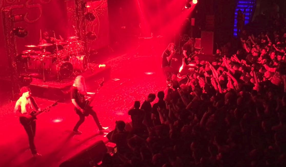 Οι Lamb of God σάρωσαν το κοινό και το Gazi music Hall με μία ανεπανάληπτη εμφάνιση - Roxx.gr