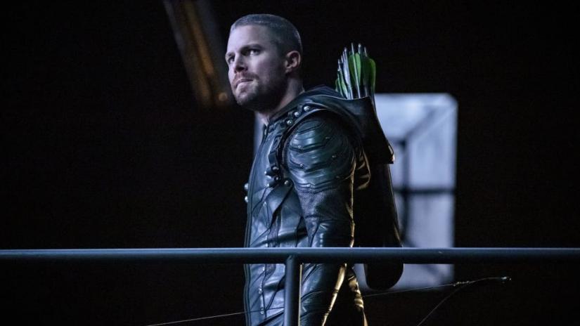 Το trailer του Arrow μας προετοιμάζει για το τέλος! - Roxx.gr