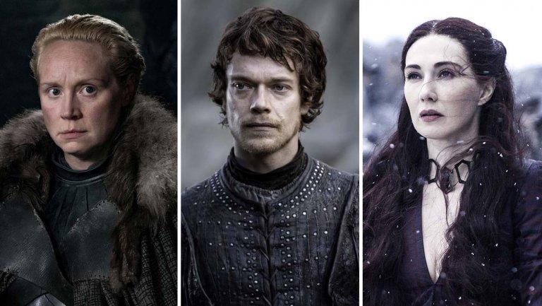 Τρεις ηθοποιοί του Game of Thrones έβαλαν μόνοι τους υποψηφιότητα για βραβείο Emmy - Roxx.gr