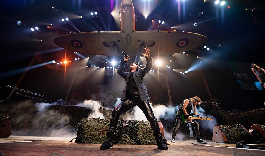 Σε πολλά ευρωπαϊκά φεστιβάλ οι Iron Maiden το καλοκαίρι - Roxx.gr