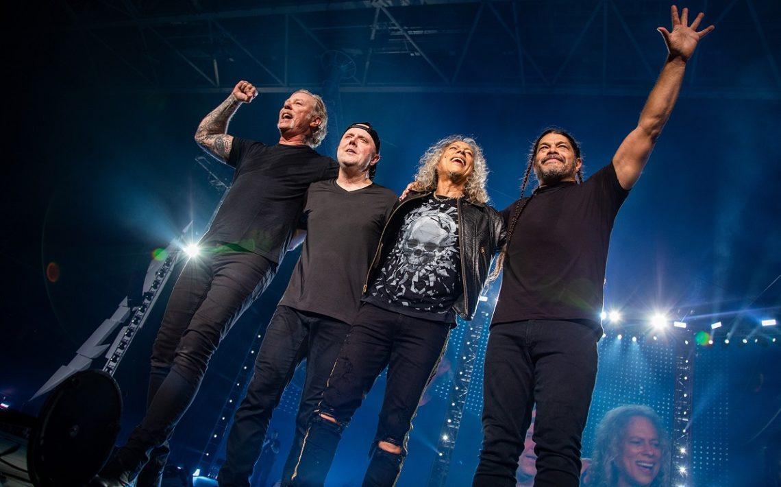 Ένας στους εκατό κατοίκους της Φινλανδίας πήγε στη συναυλία των Metallica! - Roxx.gr