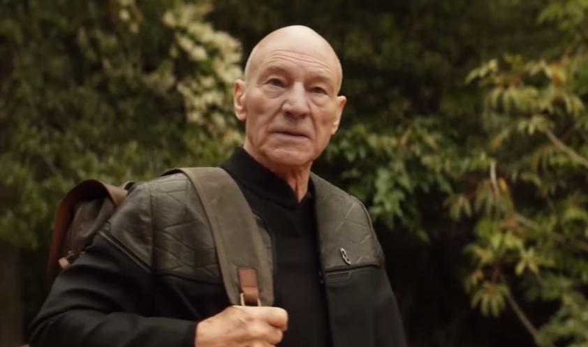 Δύο μεγάλες επιστροφές στο πρώτο trailer του Star Trek: Picard - Roxx.gr