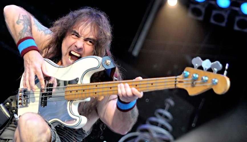 O Steve Harris δεν ενδιαφέρεται για είσοδο των Iron Maiden στο Rock And Roll Hall Of Fame - Roxx.gr