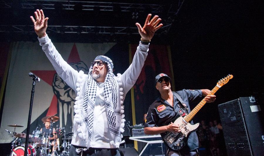 Οι Prophets of Rage έριξαν πανηγυρική αυλαία σε ένα από τα καλύτερα συναυλιακά καλοκαίρια μας - Roxx.gr