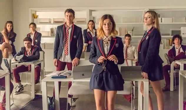 Αυτό είναι το πρώτο trailer για τη 2η σεζόν του Elite στο Netflix! - Roxx.gr