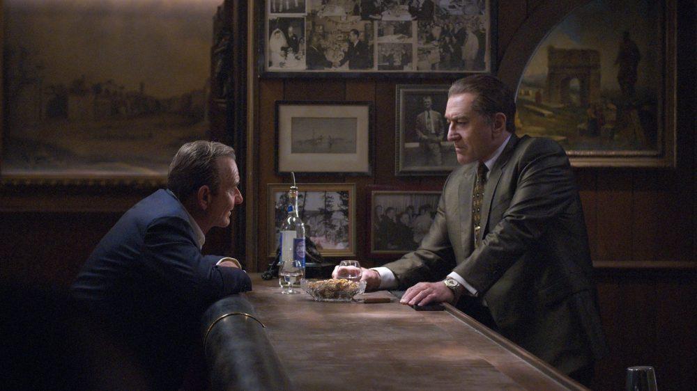 To Netflix αποκάλυψε το πλάνο προβολών για το Irishman του Σκορσέζε - Roxx.gr
