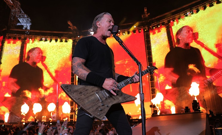 Για πρώτη φορά μετά από οκτώ χρόνια οι Metallica έπαιξαν ζωντανά μια κομματάρα από το Load - Roxx.gr