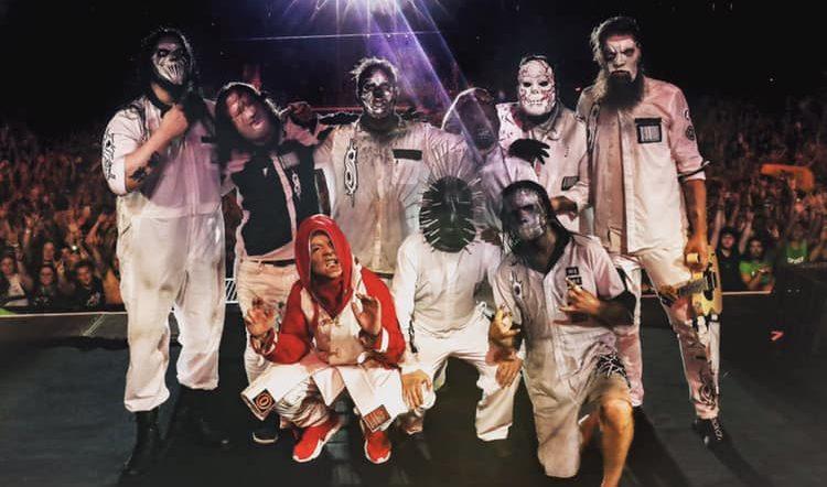 Οι Slipknot έπαιξαν για πρώτη φορά ζωντανά ένα από τα νέα τους τραγούδια! - Roxx.gr