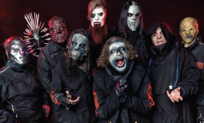 Μέχρι την Κυριακή προλαβαίνετε τα εισιτήρια των Slipknot στην αρχική τους τιμή! - Roxx.gr