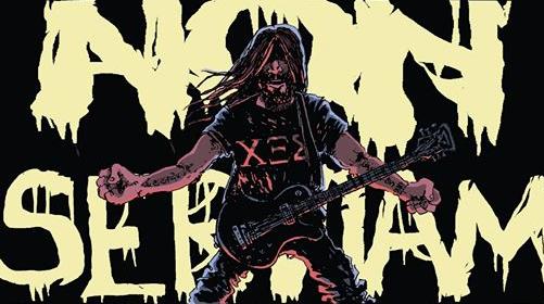 Το Non Serviam των Rotting Christ γίνεται comic - Roxx.gr
