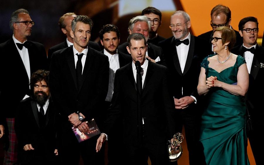 Πάλι στο Game of Thrones το Emmy καλύτερης σειράς - Roxx.gr