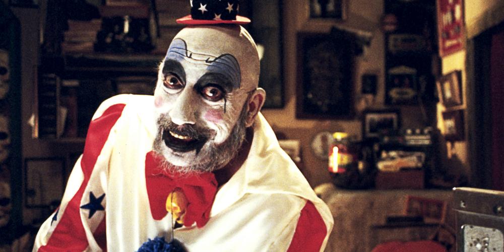 Captain Spaulding: Έφυγε από τη ζωή η μεγάλη μορφή από τις ταινίες του Rob Zombie - Roxx.gr