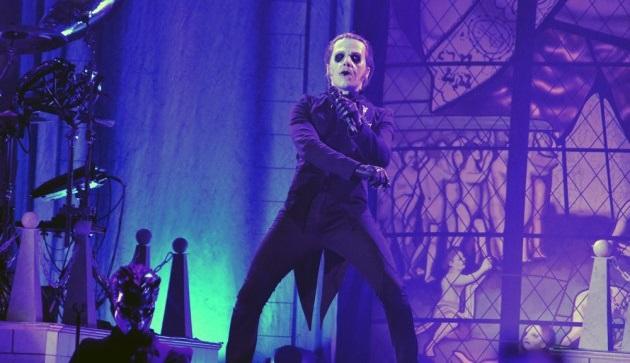 Οι Ghost έπαιξαν για πρώτη φορά ζωντανά τα νέα τους τραγούδια - Roxx.gr
