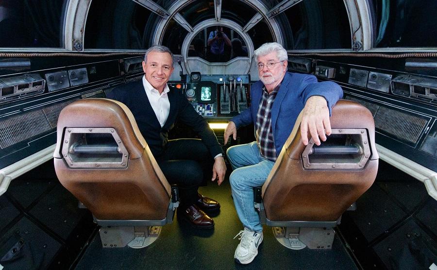Ο George Lucas ένιωσε προδομένος από τη Disney για την πορεία του Star Wars - Roxx.gr