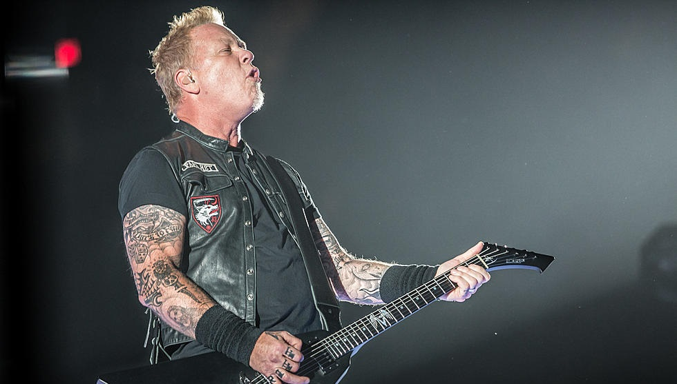 Hetfield: «Δεν έχω αποφασίσει αν θα κάνω το εμβόλιο» - Roxx.gr