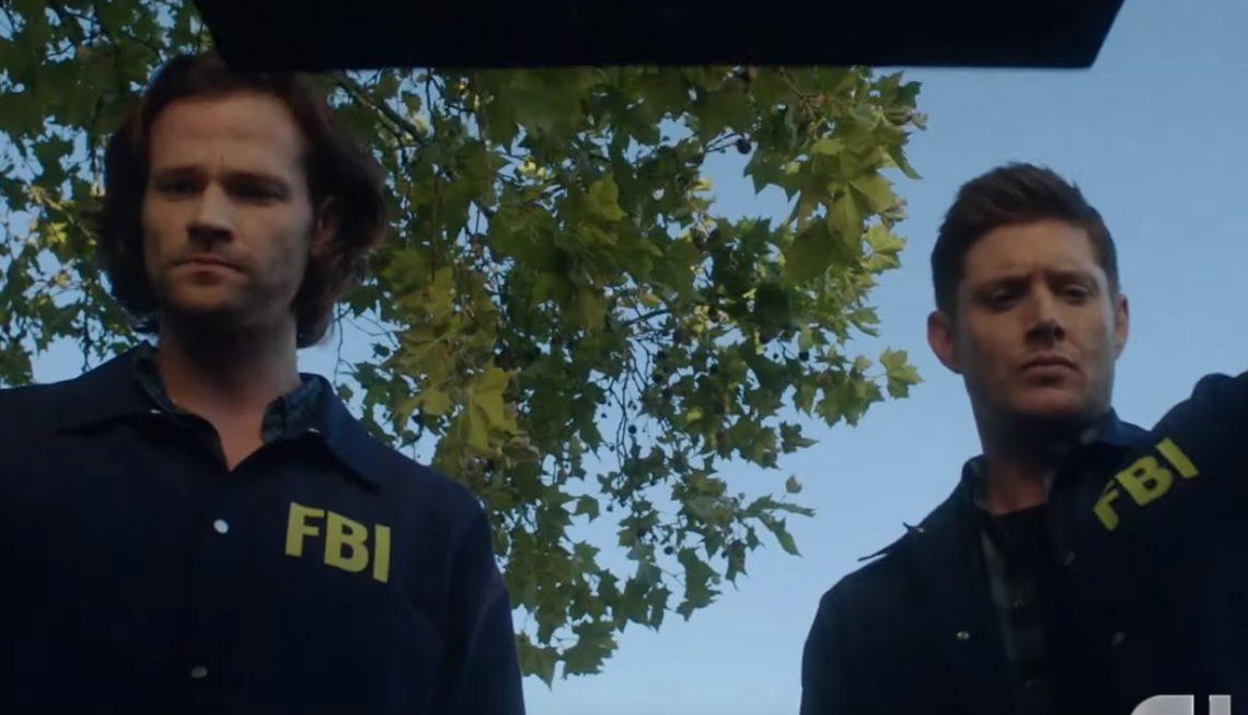 Στο trailer της τελευταίας σεζόν του Supernatural  ανοίγουν οι πύλες της κολάσεως! - Roxx.gr