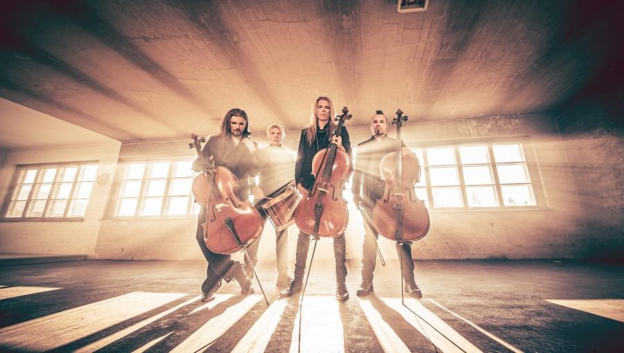 Χωρίς φωνητικά για πρώτη φορά μετά από 17 χρόνια το νέο άλμπουμ των Apocalyptica - Roxx.gr