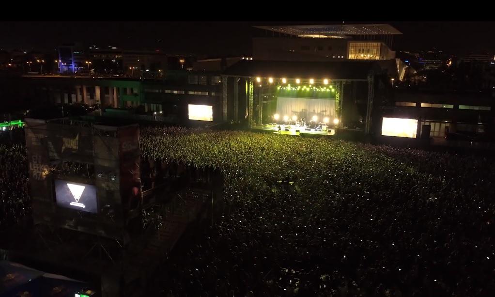 Το επίσημο βίντεο για το απόλυτο συναυλιακό καλοκαίρι που μας προσέφερε το Release Athens - Roxx.gr