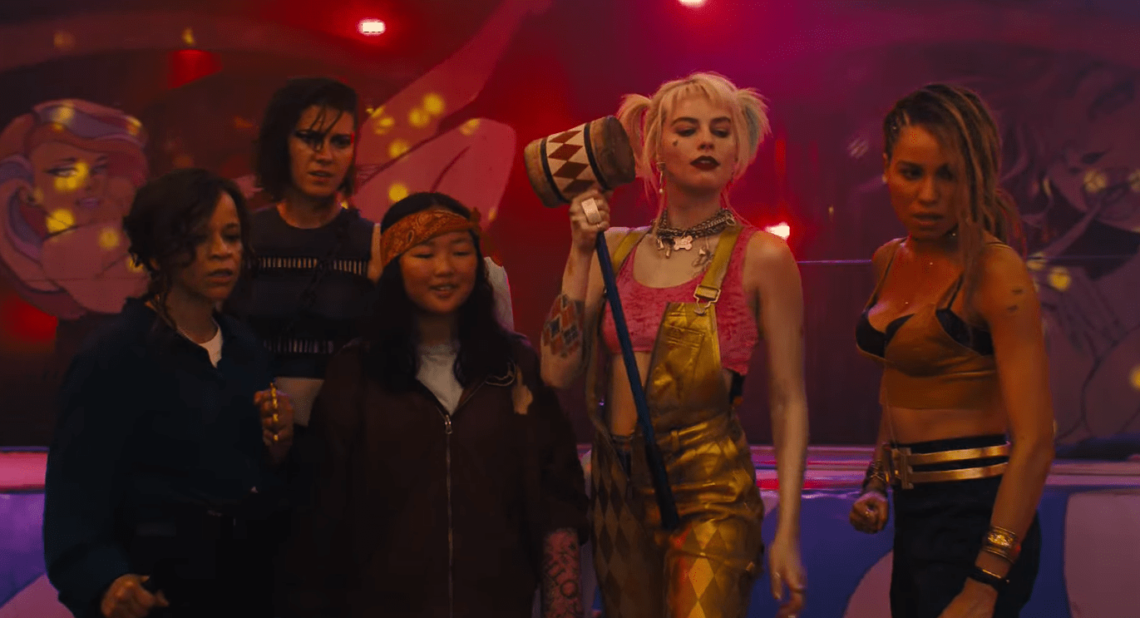 Birds of Prey: Η Harley Quinn τα κάνει όλα λίμπα στο πρώτο trailer - Roxx.gr