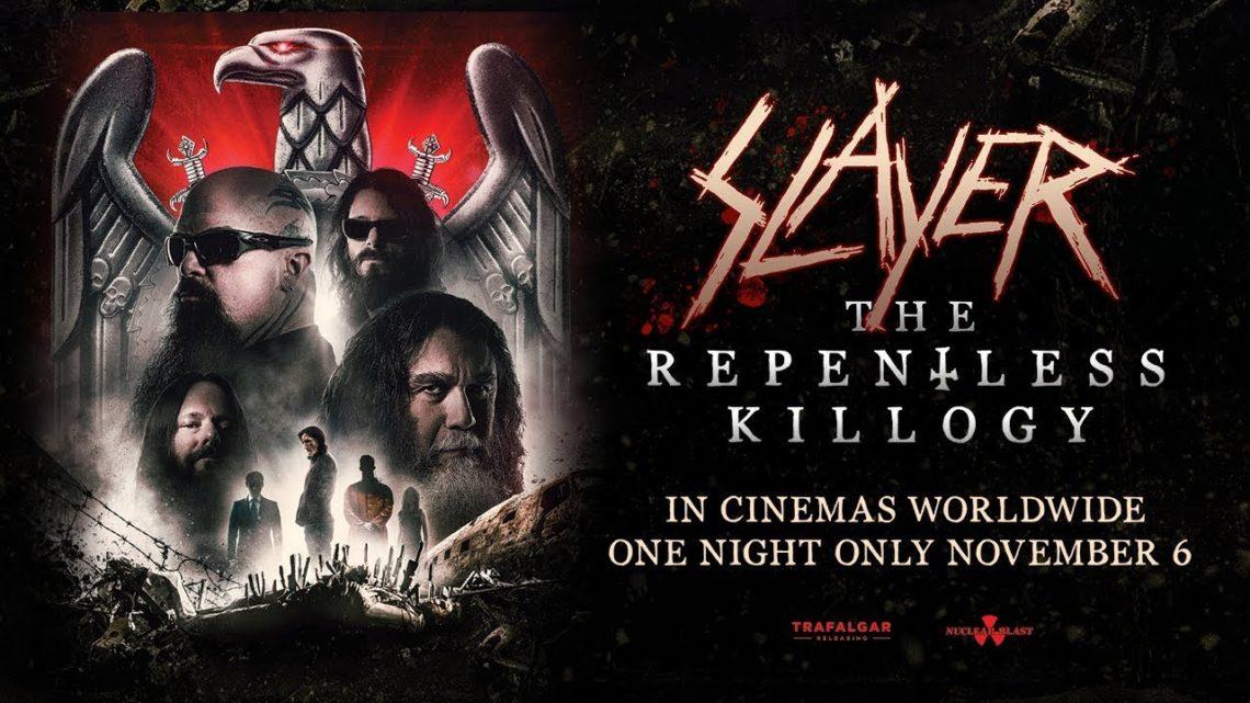 Η ταινία των Slayer και στην Ελλάδα στις 6 Νοεμβρίου - Roxx.gr