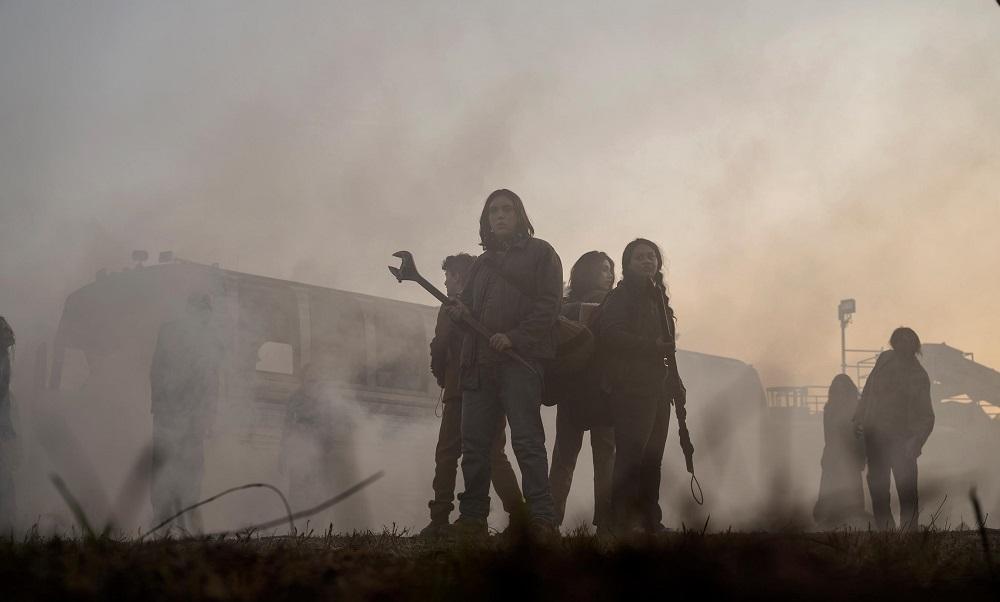 To trailer για το νέο spin-off του Walking Dead μας μεταφέρει δέκα χρόνια μετά - Roxx.gr