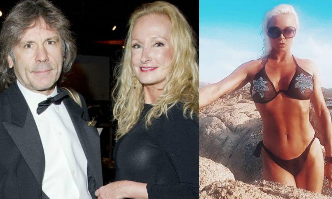 Bruce Dickinson: Χώρισε τη γυναίκα του για 45χρονη γυμνάστρια! - Roxx.gr