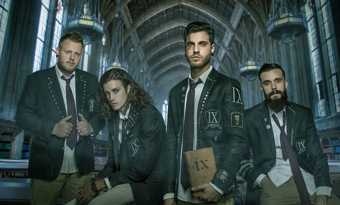 Οι Ice Nine Kills στην Ελλάδα μαζί με Papa Roach και Hollywood Undead! - Roxx.gr